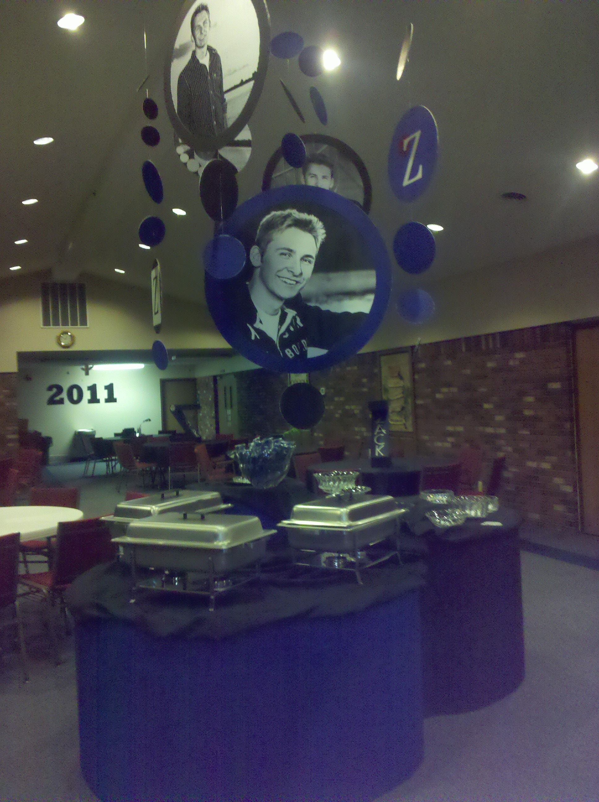 Graduation Openhouse Decor Enlarged Cheap B Amp W Photos From