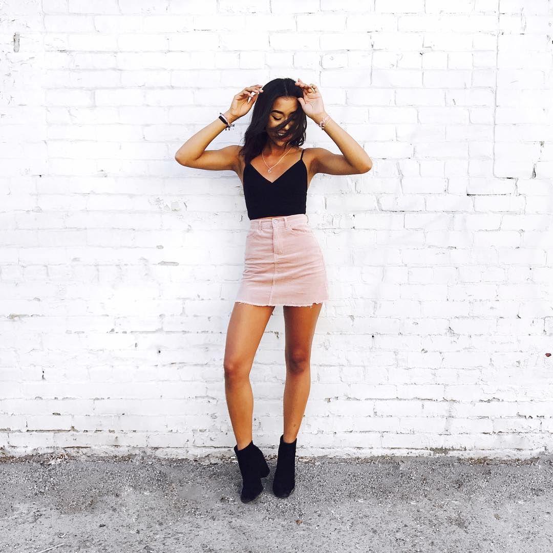 385c3a3b5626d I S A B E L (@itsisabelrose) no Instagram Tumblr Girl Style | Black ...