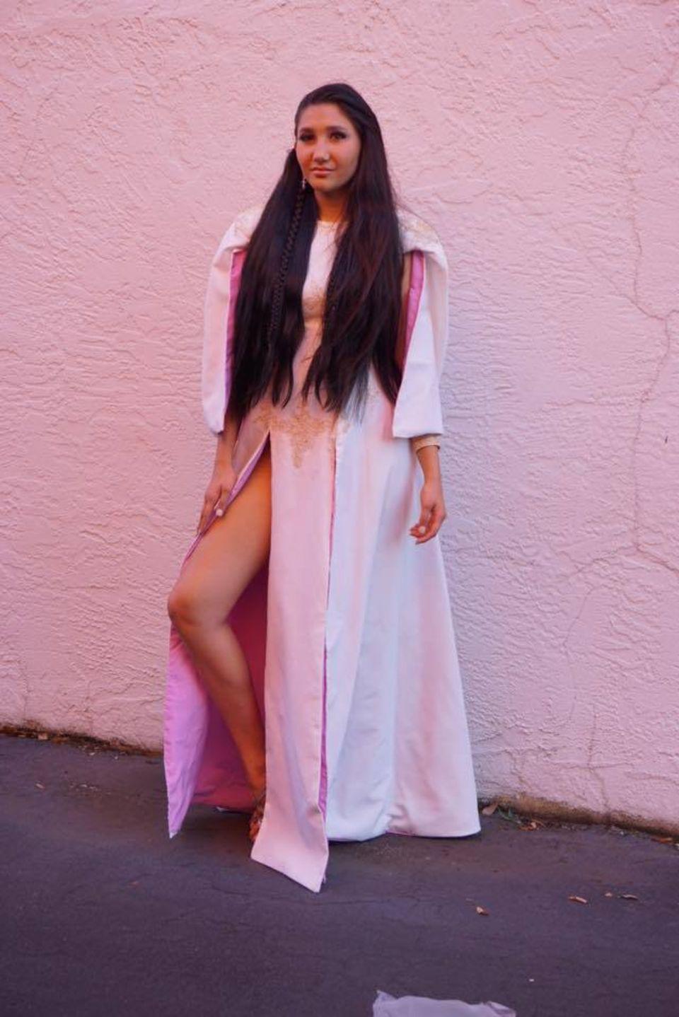 Too provocative for prom? Mobile-made dress gets Alabama ...
