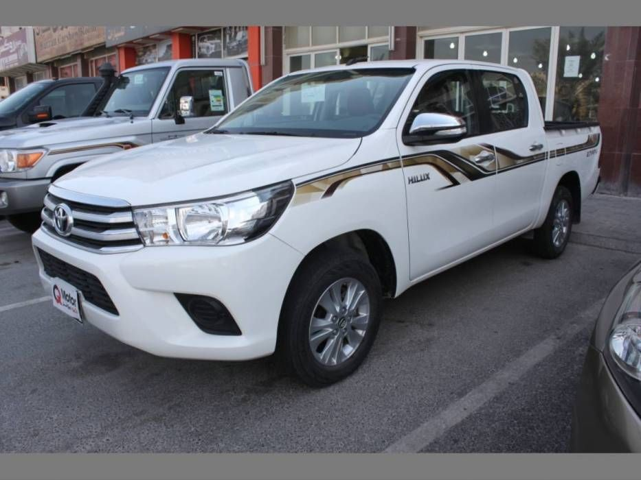 Toyota Hilux 2 7 4wd 2017 Used In Others On Qatar Arabsclassifieds Toyota Hilux Toyota 4wd