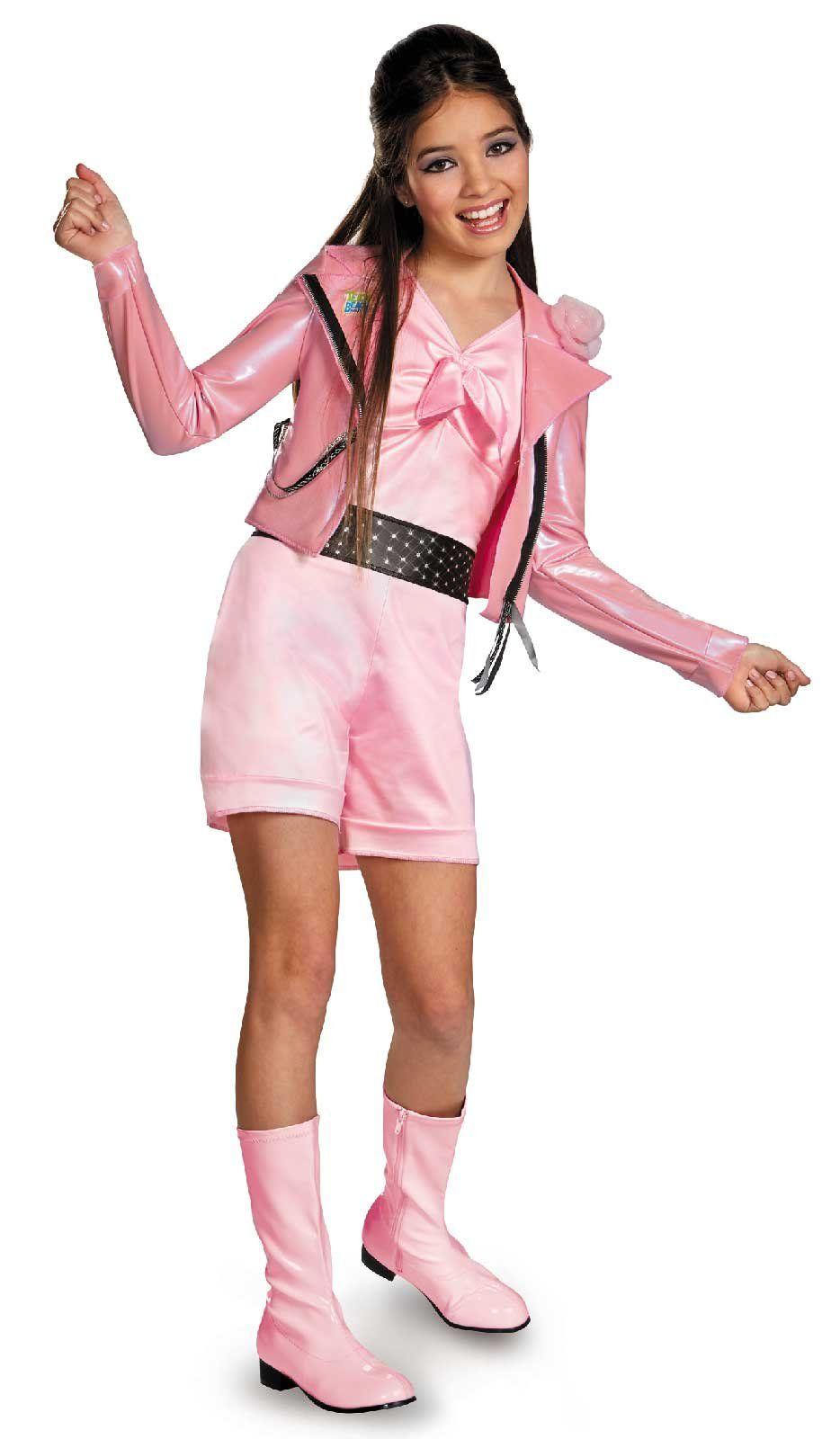 Teen Beach Movie Deluxe Lela Girls Costume from Buycostumes.com ...