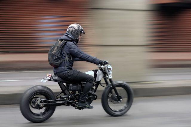 yamaha tw 125 scrambler by dim customotorcycles scrambler motorcycle yamaha tw 125 ve. Black Bedroom Furniture Sets. Home Design Ideas