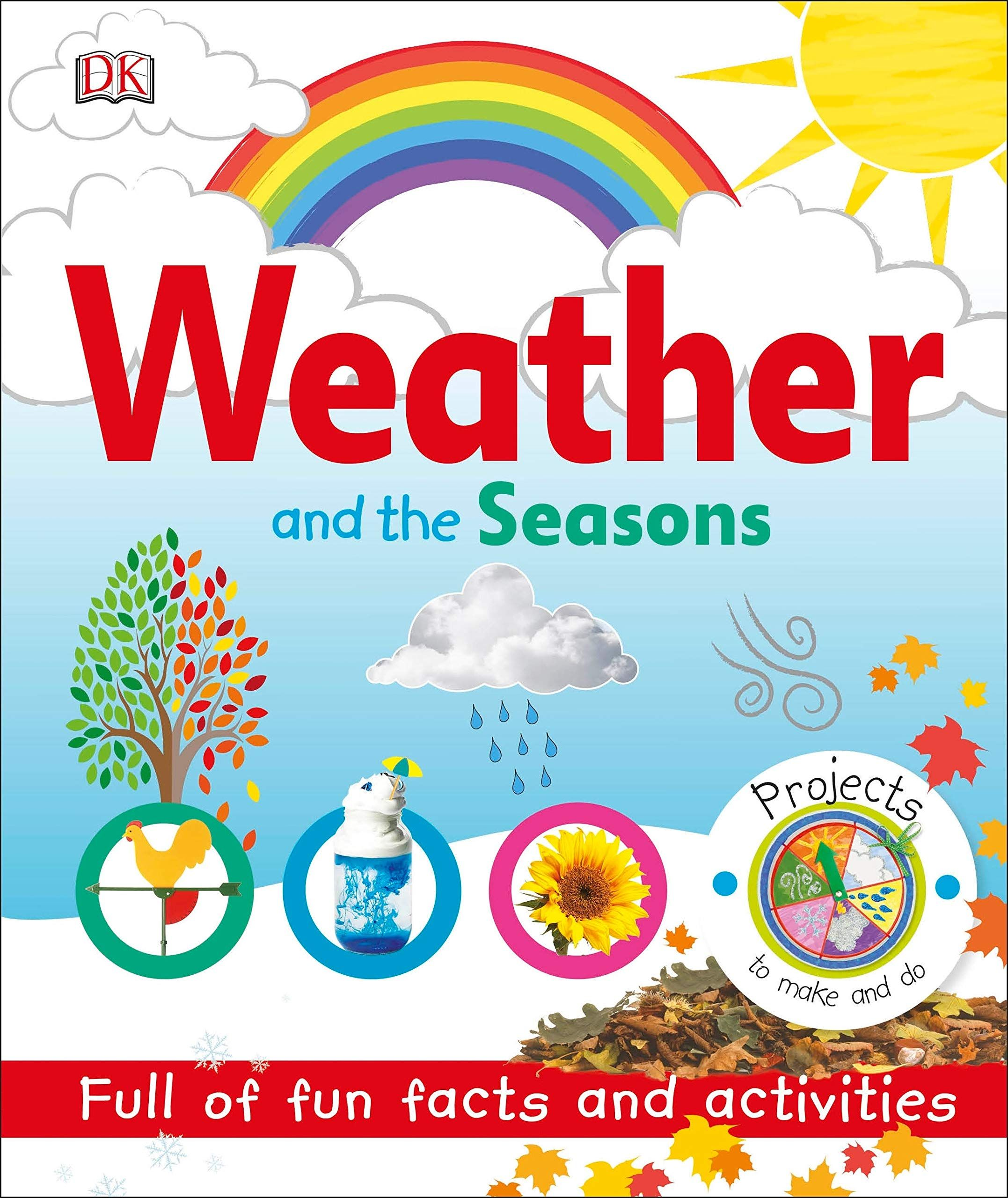 Dk Discovery Day Weather And The Seasons Giveaway