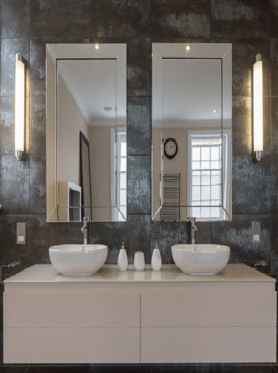 17 Bathroom Mirrors Ideas Decor Design Inspirations For Bathroom Unique Bathroom Mirrors Bathroom Mirror Design Bathroom Mirror