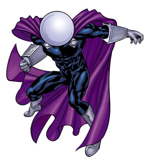 Mysterio by Mike Deodato Jr