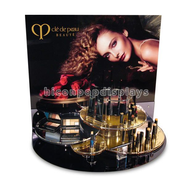 Cosmetics Retail Store Lipstick Display Stand To Improve Your Brand Impressive Cosmetic Retail Display Stands