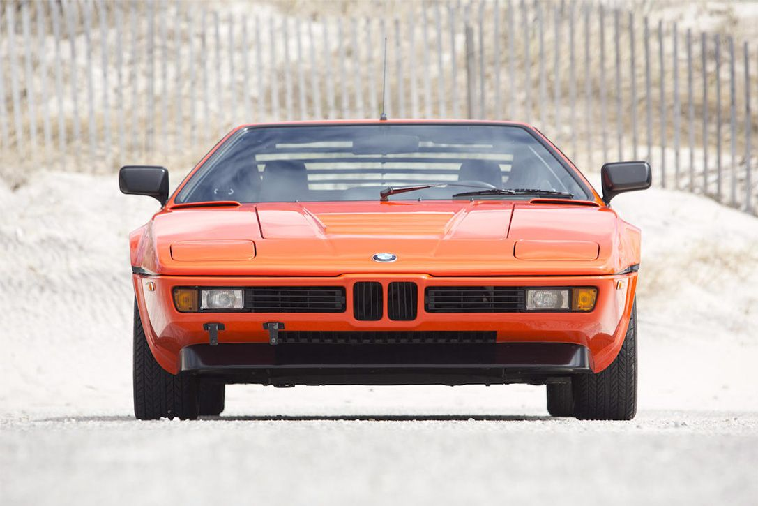 This Bmw M1 Was The Supreme Supercar Of The 70s Bmw M1 Super Cars Bmw