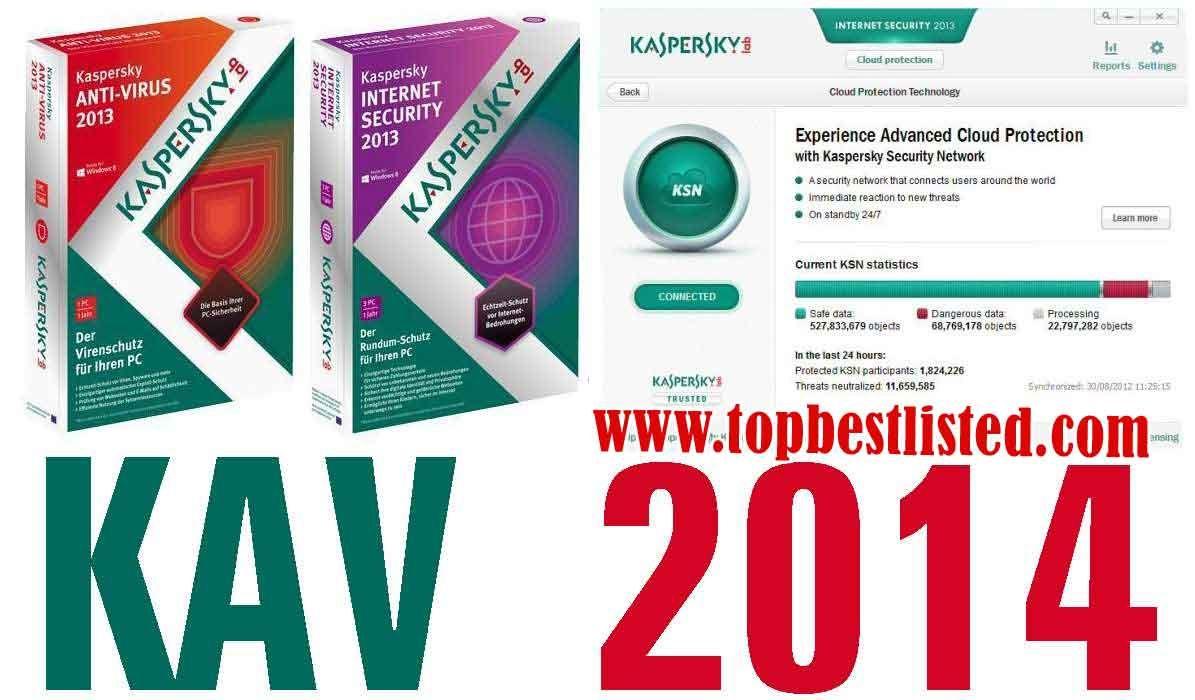 Download latest version of kaspersky Internet security