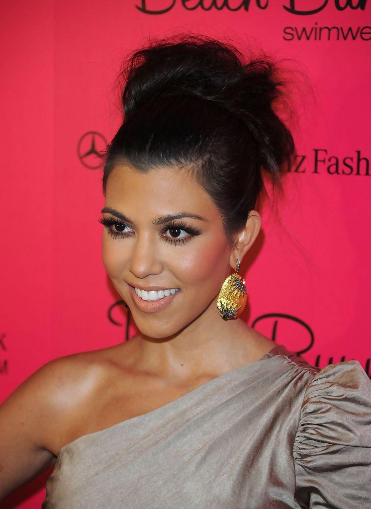 Kourtney Kardashian Hair & Makeup   Kourtney kardashian ...