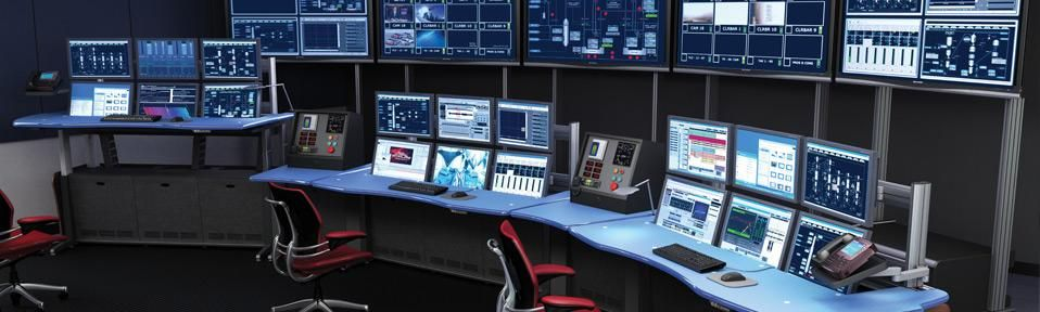 Production Control Room | Control & Operations | Pinterest ...