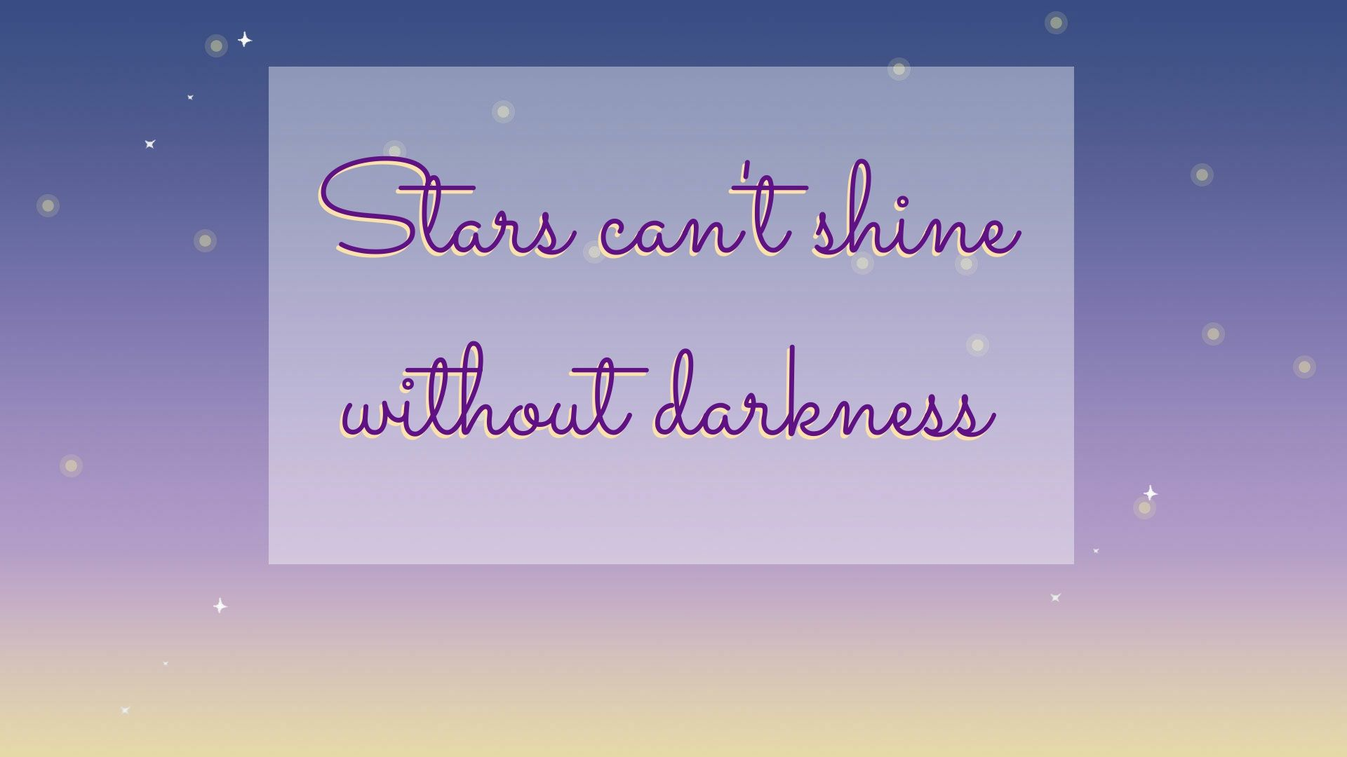 #buncee #quote #inspiration #stars