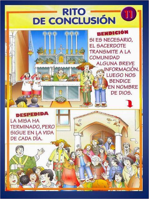 Santa Misa Temas De Catequesis Catecismo Catequesis