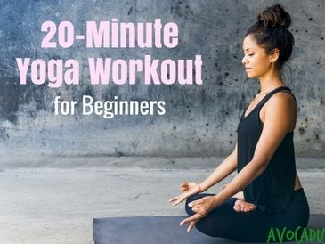 20-Minute Yoga Workout for Beginners | Get Healty | Beginner