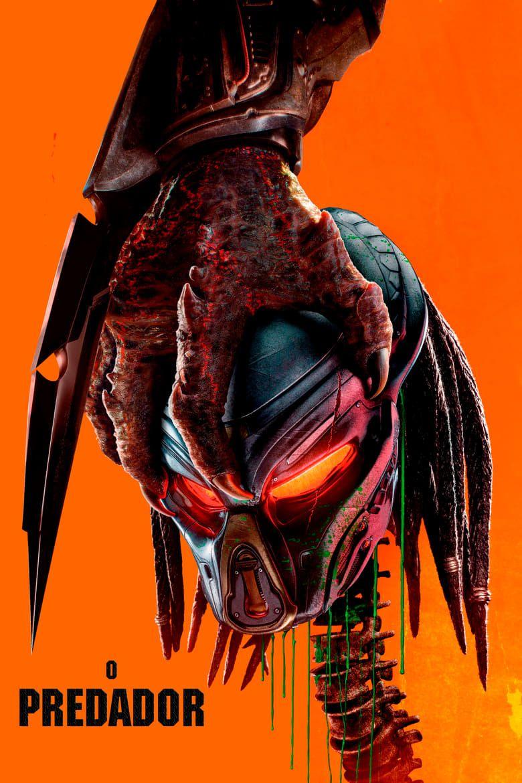 Telechargement The Predator 2018 Pelicula Completa Ver Hd Espanol Latino Online Predator Movie Poster Predator Movie Predator