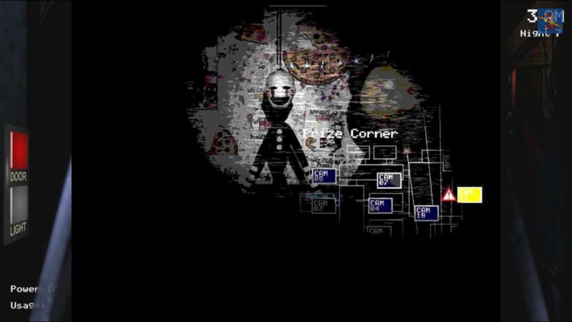 master thesis game theory fnaf
