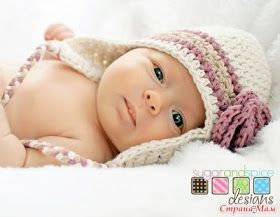 Croche pro Bebe: Agosto 2012