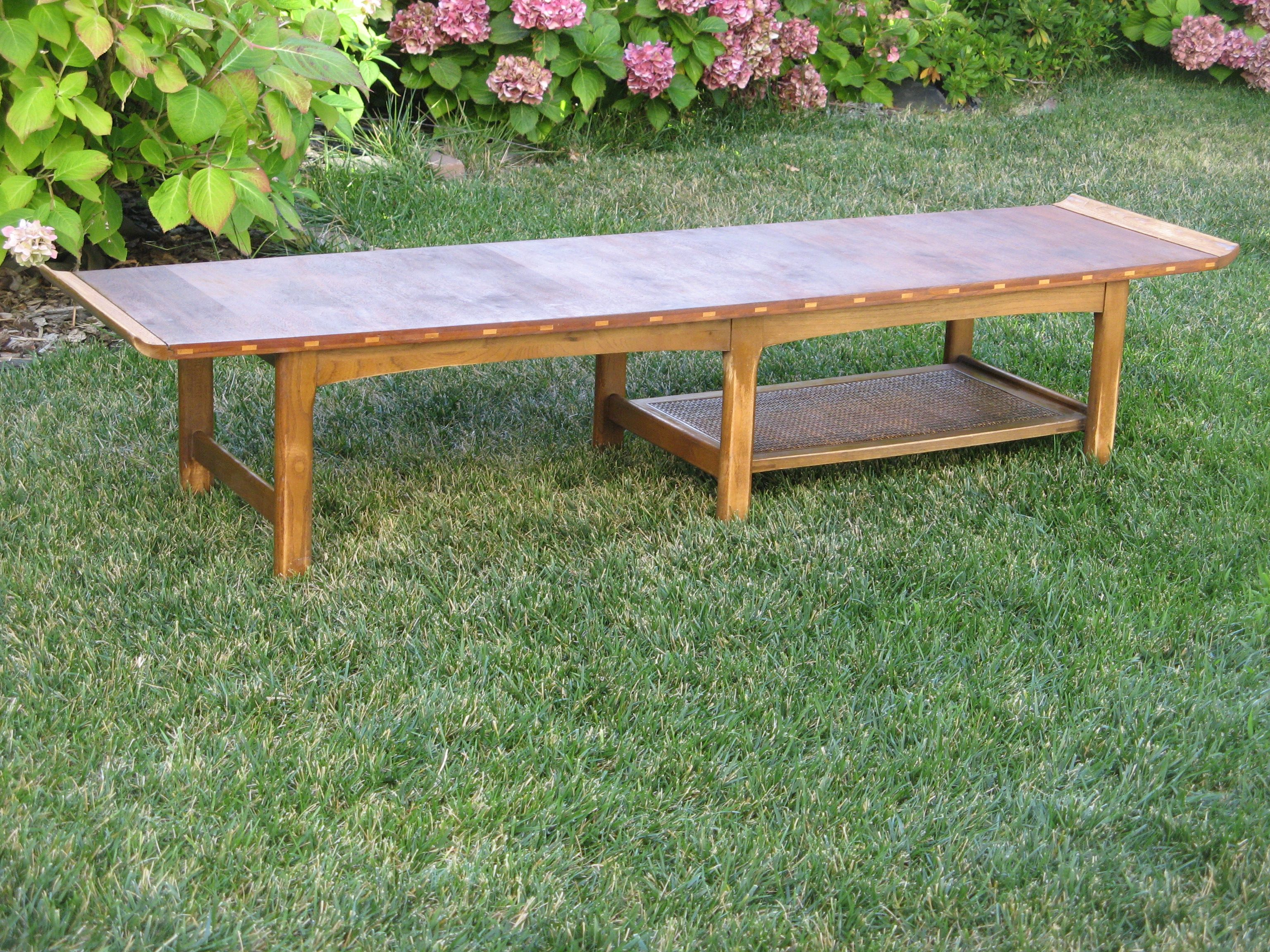 Lane Coffee Table Lane Alta Vista Style No 1050 09 serial no 47