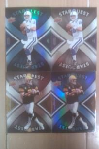 Ben Roethlisberger STARQUEST (BLUE) 2008 NFL Football Upper Deck Card. *Free Shipping* http://yardsellr.com/yardsale/Erik-Marx-416944