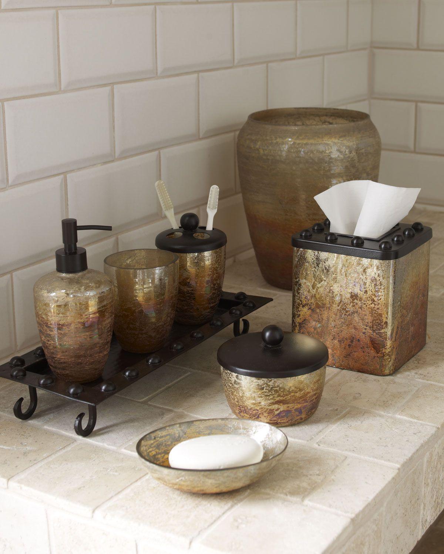 mission vanity tray neiman marcus bathroom accessories