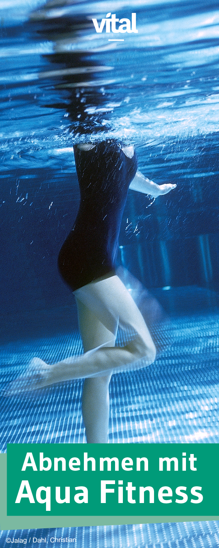 Wir präsentieren: Aqua-Fitness zum Abnehmen. Was sich hinter dem Trend verbirgt und warum diese Sportart so effektiv ist, sehen Sie hier.