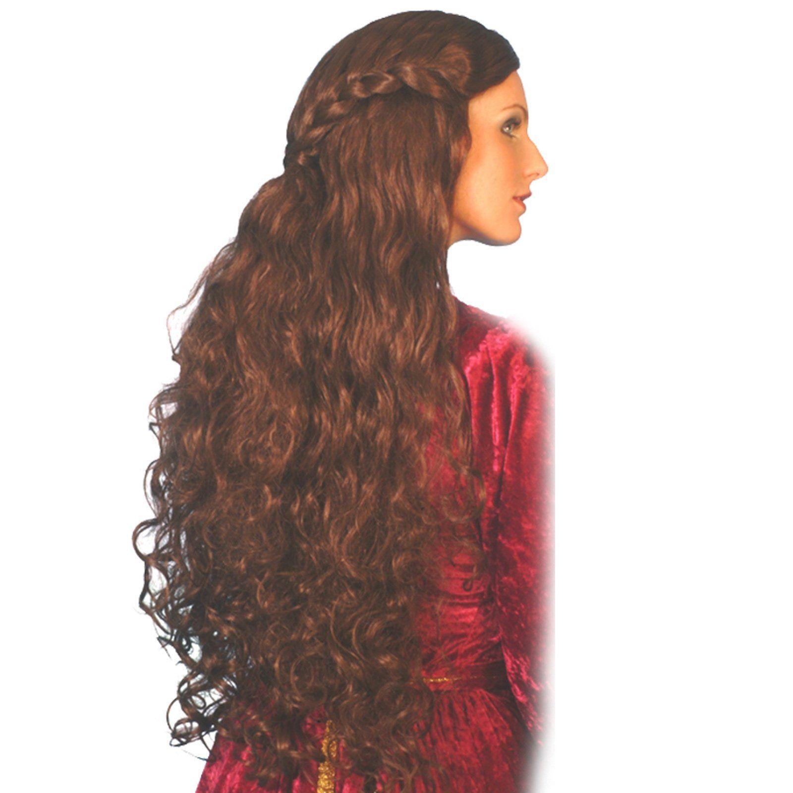 Plaited hair me val style Long hair braids