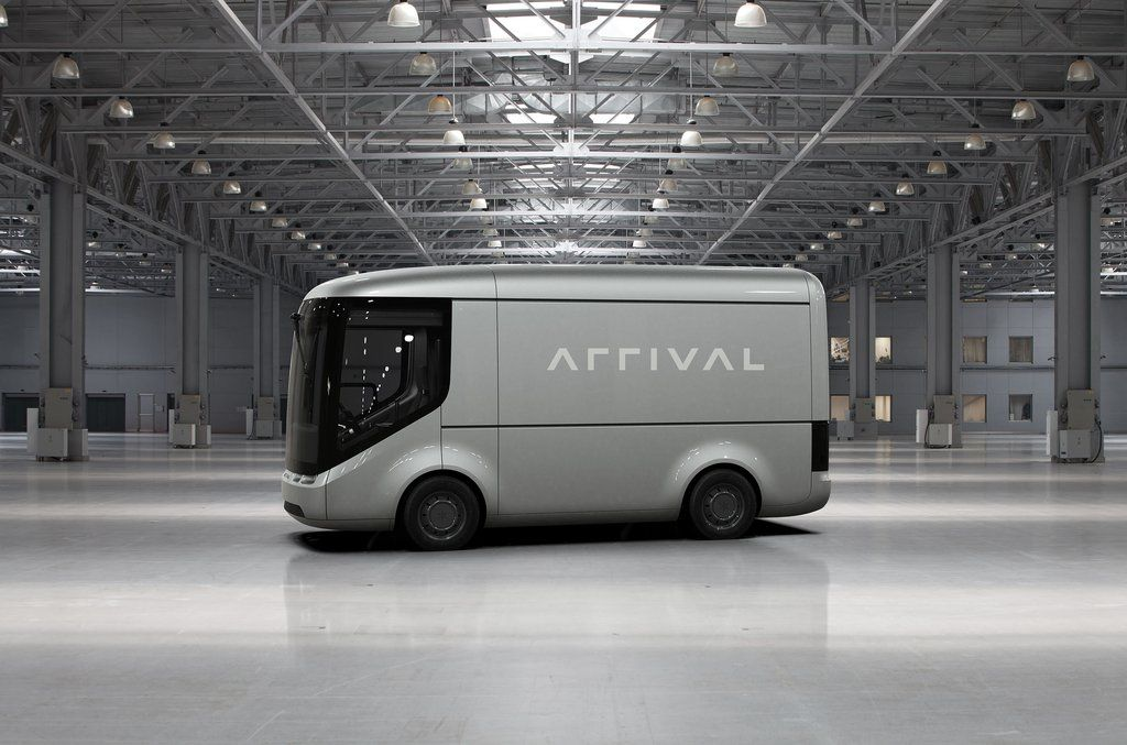 Arrival electric vehicles: the ultimate new campervan