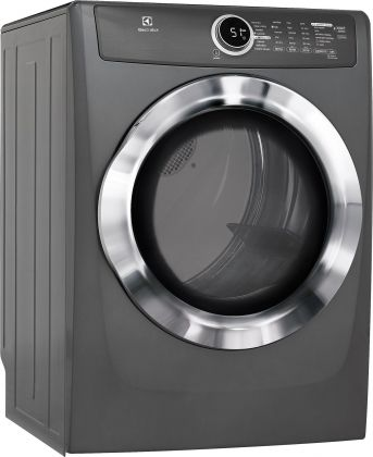 Electrolux 27 Electric Dryer With 8 Cu Ft Capacity 8 Dry Cycles 5 Temperature Settings Steam Cycle Energy With Images Laundry Room Design Electrolux Electric Dryers