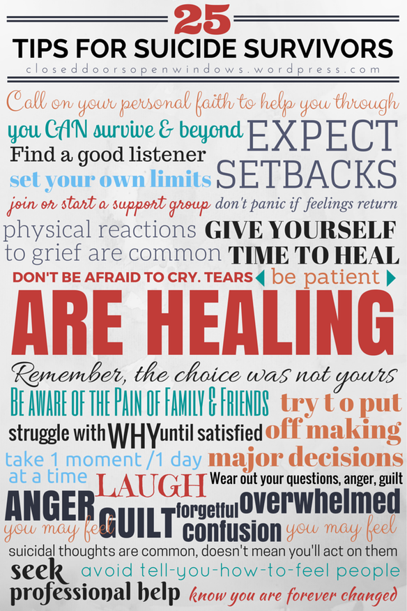 Inspirational Quotes For A Suicidal Friend: Grieving-tips-for-suicide-survivors