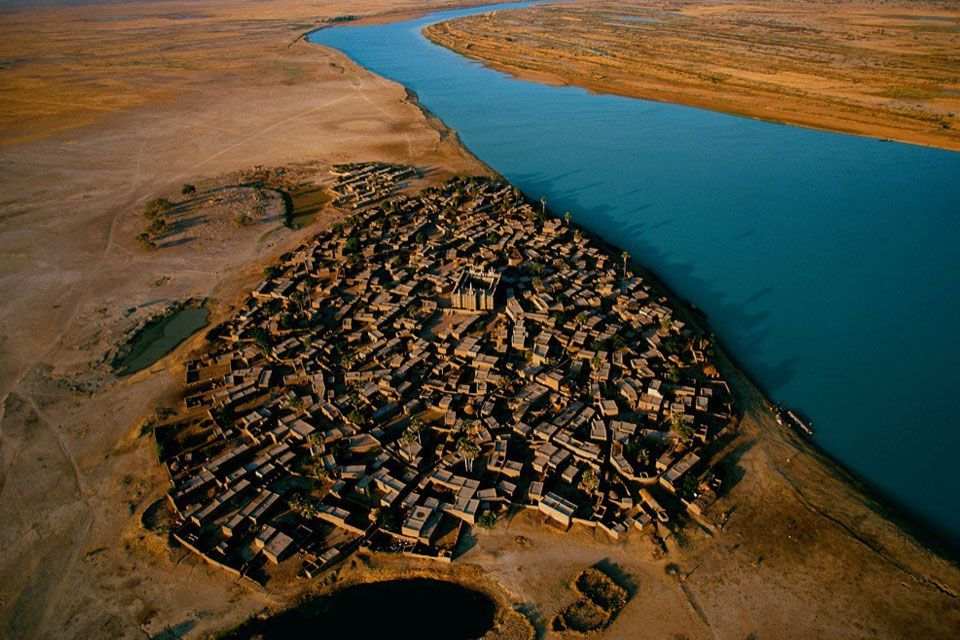 Aerial Photography of Beautiful Places Beautiful