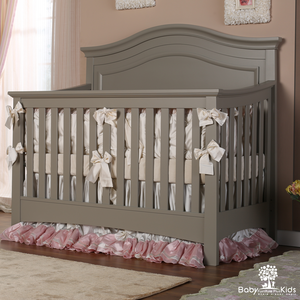 gray nursery furniture. Serena Gray Crib Main Nursery Furniture T