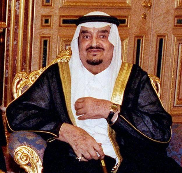 Saudi Arabia S King Abdullah Bin Abdulaziz Al Saud Worth 18 Billion Dollars King Fahd Saudi Arabia Culture Saudi Arabia