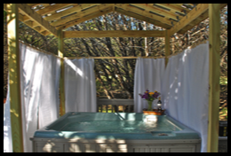Ordinaire Romantic Getaway In Wimberly, Texas. Each Cottage Has Itu0027s Own Hot Tub. Judy