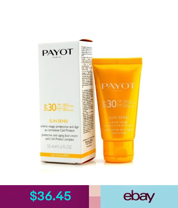 Payot Sunscreens ebay Health & Beauty Тело