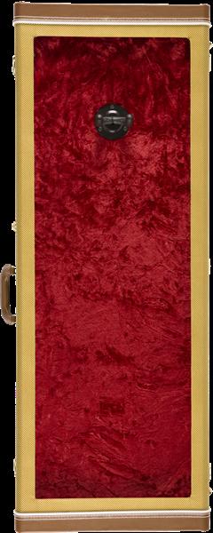 Fender Guitar Display Case in Tweed #fenderguitars