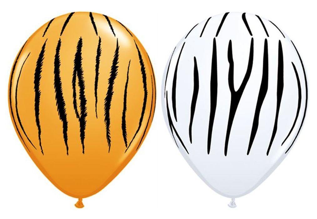anniversaire cirque zebre