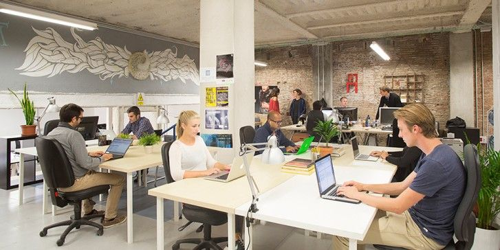 nested coworking barcelona