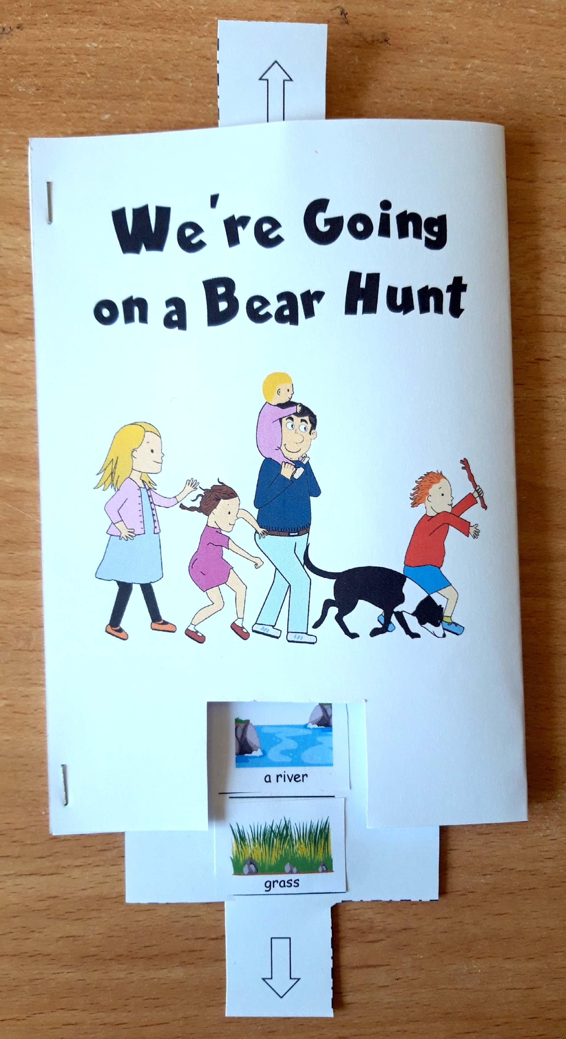 We Re Going On A Bear Hunt Activity Pack With Images