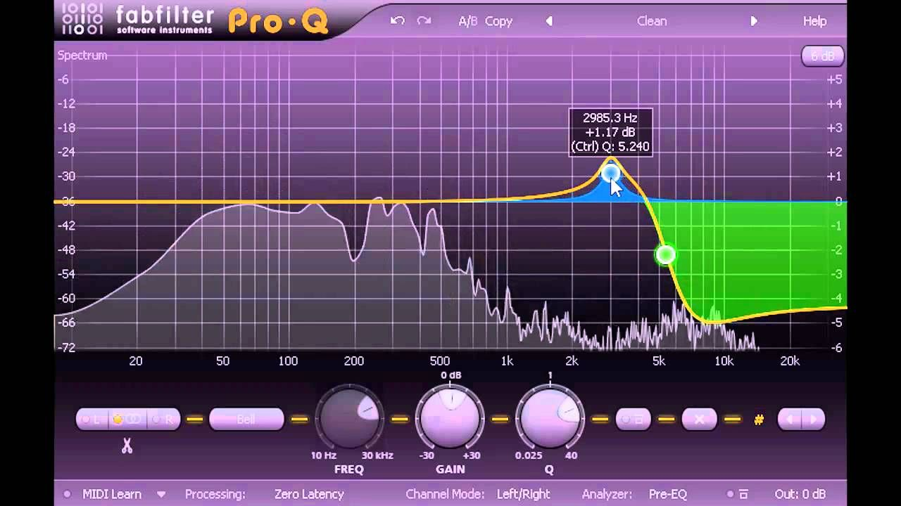 How to use fabfilter pro-q 2 with rory webb | tutorial 01 overview.