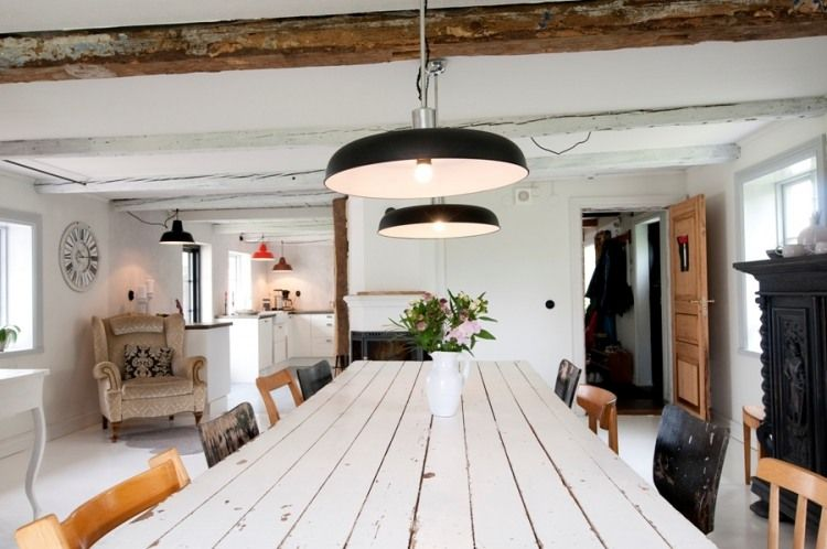 A Small Nordic House | House, Interiors and Dining