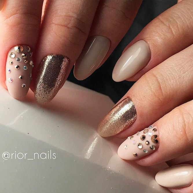 24 Variety of Almond Nail Designs for a Sophisticated Look - 24 Variety Of Almond Nail Designs For A Sophisticated Look Almond