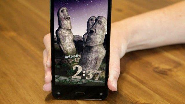 Thời của điện thoại 3D đang đến?