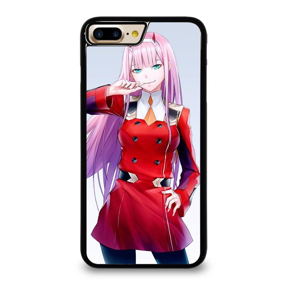 Zero Two Anime Iphone 7 Plus Case Cover Anime Ipod Touch 6 Cases Zero Two