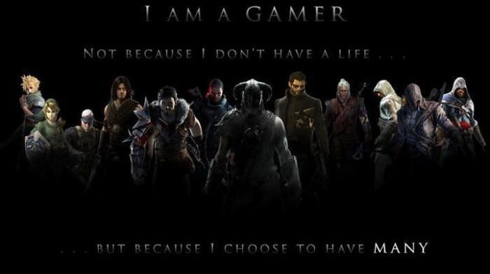 I Am A Gamer Gaming Memes Video Game Memes Gamer Quotes