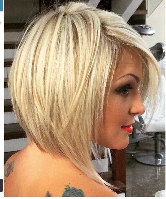 Frisuren halblang blond bilder