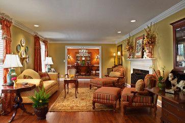 Living Room, Macon, GA   Traditional   Living Room   Atlanta   Valerie  Garrett