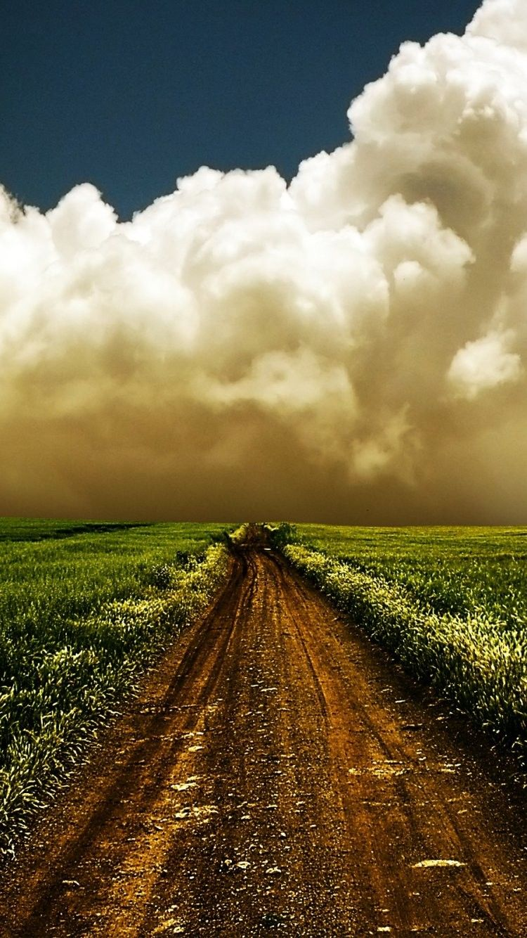 Country Road IPhone 6 Wallpaper 15209   Travel IPhone 6 Wallpapers