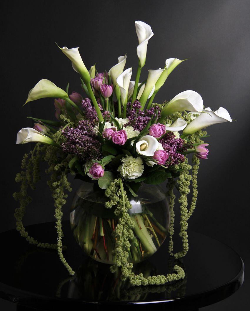 Картинки с цветочными композициями