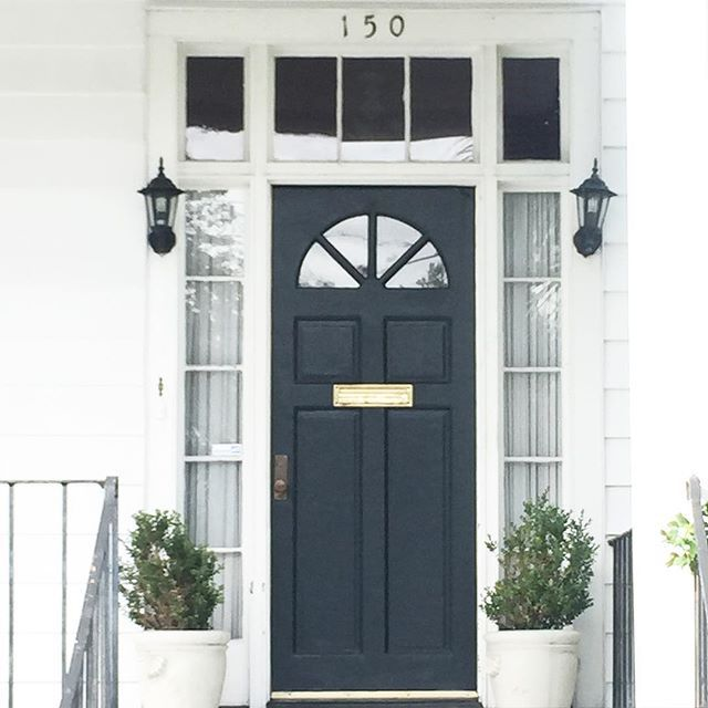 You donu0027t have to be overly grand to create a welcoming entrance. Number & You donu0027t have to be overly grand to create a welcoming entrance ... pezcame.com