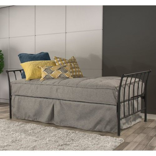 Hillsdale Furniture Midland Backless Daybed with Optional Trundle