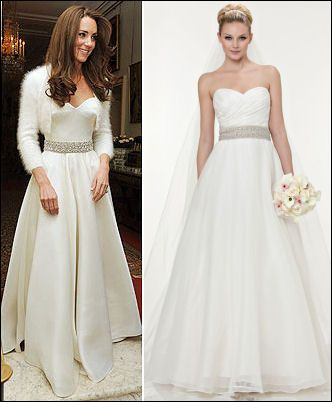 Kate Middleton Kate Middleton Wedding Dress Wedding Dress Replica Second Wedding Dresses